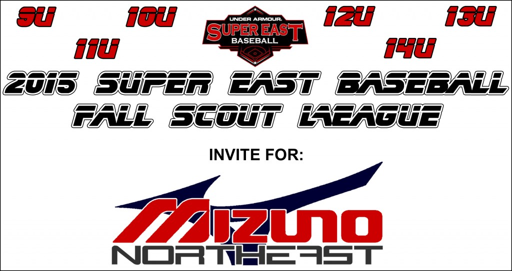 Super East Scout League Header